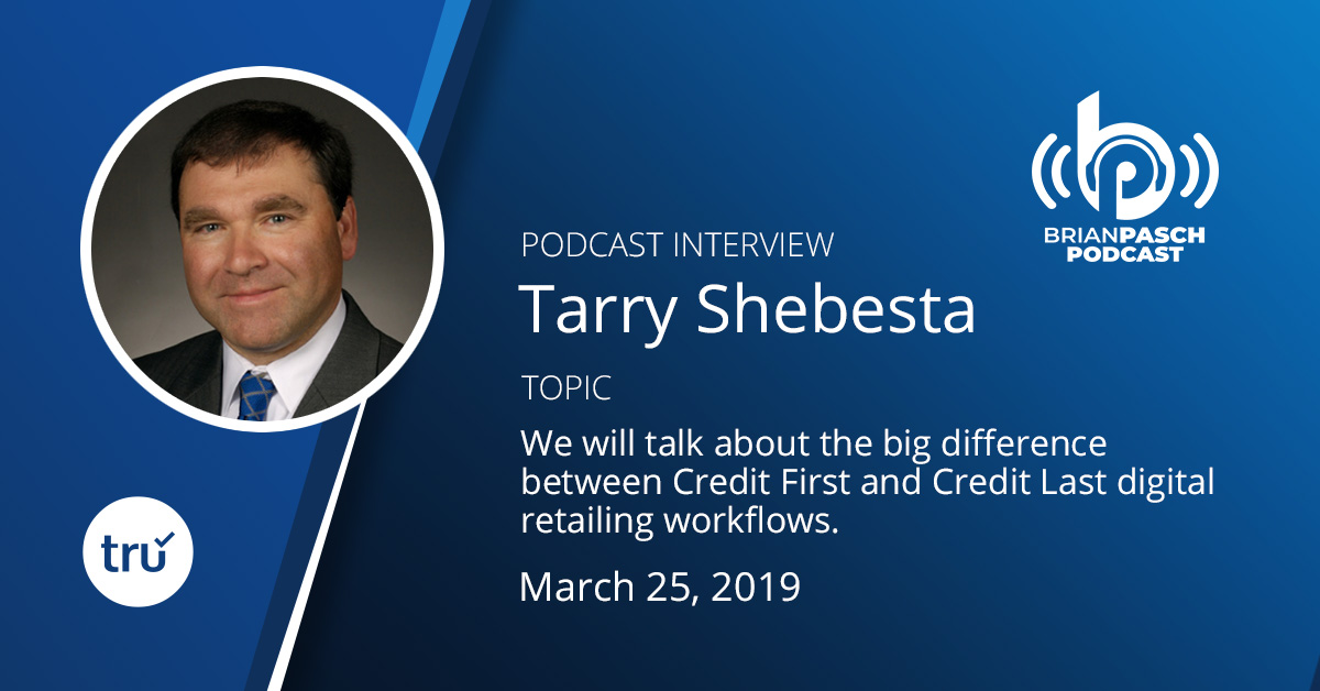 Brian Pasch Digital Retailing Podcast Series