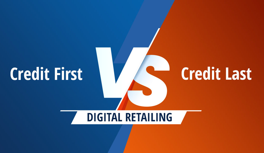 Credit First vs Credit Last
