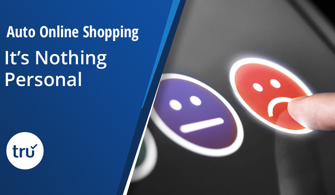 Recent study shows dealer websites fail consumers in personalized shopping.