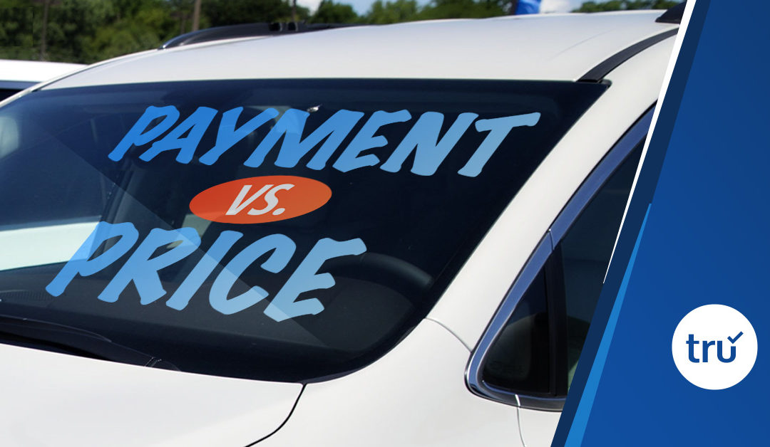 Payment vs. Price