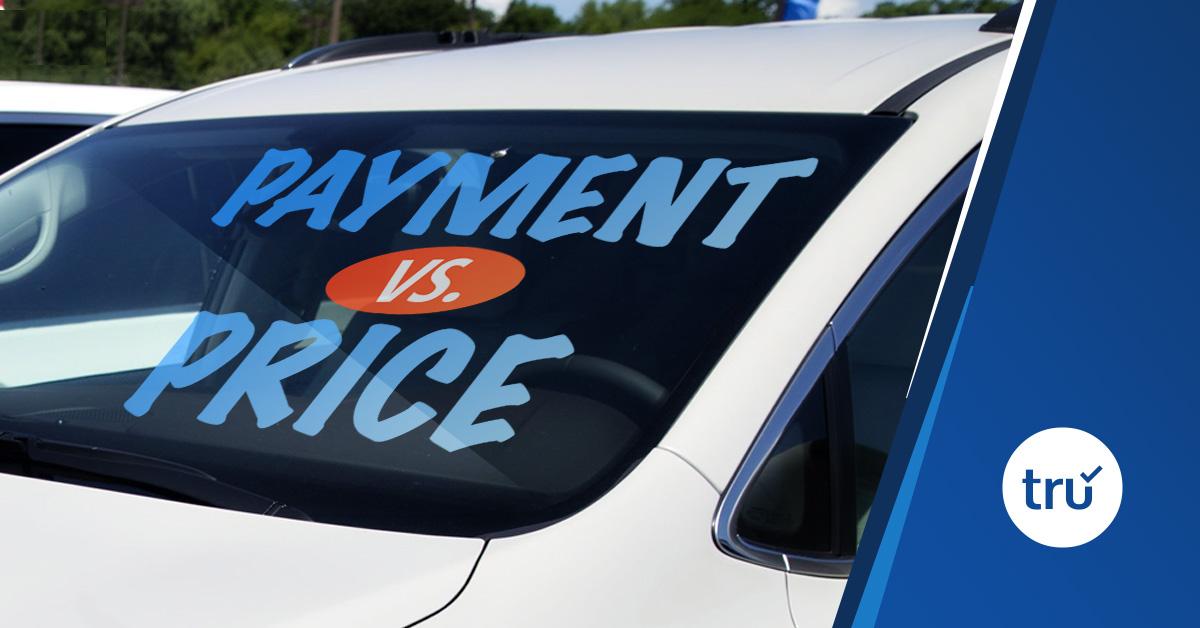 Payment vs. Price